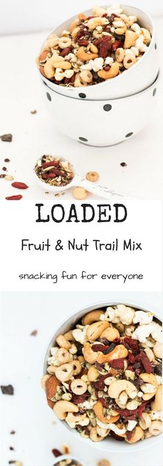 Loaded Fruit and Nut