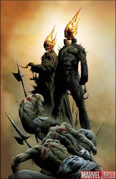 GHOST RIDER by Jae Lee