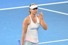 Maria Sharapova Brisbane International: Day 6