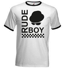 2 Tone Rude Boy sizes S L Embroidered Varsity Jackets Rude Girl SKA