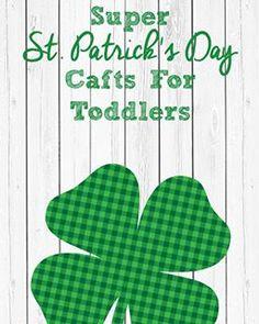 stpatricksday toddlercrafts ontheblog linkinprofile crafts stpatricksdaycrafts thetripletfarm
