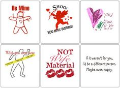 Anti Valentines Day Image Funny Valentines Day Quotes Valentines Day Wishes Valentines Day Pictures
