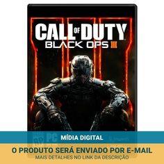 Pra quem gosta de jogos, COD BO3 completo por 30 reais, não percam a promoção. Eu já comprei :)