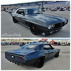1969 Pontiac Firebird with a 550hp LS3