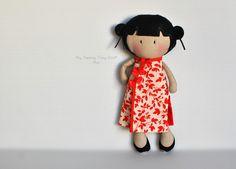 My Teeny-Tiny Doll® Mei