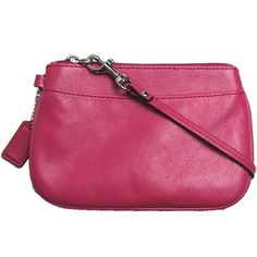 Coach Small Fuchsia Leather Coin Wallet Nwt F45651 Wristlet. Get the trendiest Clutch of the season! The Coach Small Fuchsia Leather Coin Wallet Nwt F45651 Wristlet is a top 10 member favorite on Tradesy. Save on yours before they are sold out!