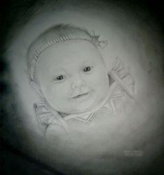 Pencil on paper portrait Zoey by John Gochenour . My Friend, Pencil, Portraits, Paper, Drawings, Pretty, Gift, My Boyfriend, Head Shots