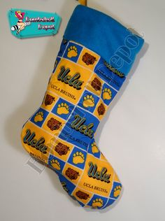 UCLA Bruins Christmas Stocking