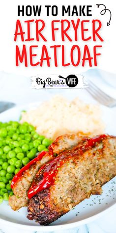 Turkey Meatloaf, Delicious Dinner Recipes, Easy Healthy Recipes, Ground Turkey, Ground Beef, How To Make Meatloaf, Ground Meat Recipes, Fabulous Foods