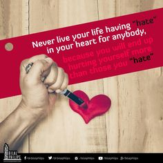 Being a Muslim is about being different. When someone hates you, love them. When someone curses you, bless them. Be different. #life