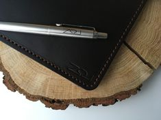 Handmade Notebook, Leather Notebook, Notebooks, Different Colors, Cover, Black, Black People, Notebook, Scrapbooking