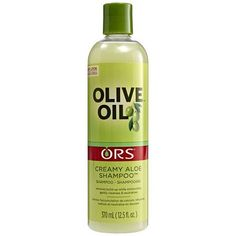 ORS Olive Oil Creamy Aloe Shampoo 8.5 oz  $3.49 Visit www.BarberSalon.com One stop shopping for Professional Barber Supplies, Salon Supplies, Hair & Wigs, Professional Product. GUARANTEE LOW PRICES!!! #barbersupply #barbersupplies #salonsupply #salonsupplies #beautysupply #beautysupplies #barber #salon #hair #wig #deals #sales #ORS #Olive #Oil #Creamy #Aloe #Shampoo