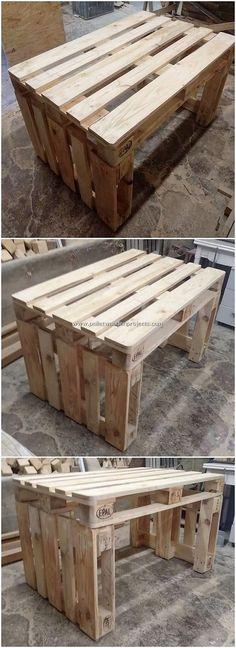 Pallet Furniture Easy, Diy Furniture Hacks, Wooden Pallet Projects, Crate Furniture, Pallet Crates, Pallet Walls, Wooden Pallets, Pallet Designs, Shipping Pallets