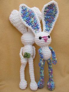 Crocheting: Bonbon Bunny Amigurumi Pattern $2.98