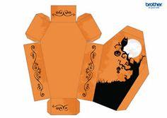 Free Printable Coffin Gift Boxes | Creative Center