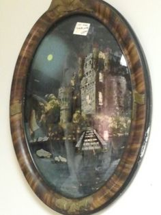 Reverse Painting on Bubble Glass