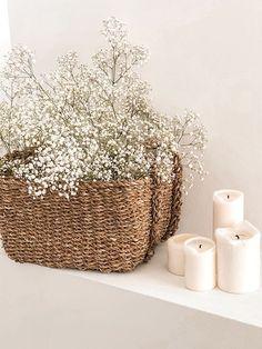 Home Wallpapers Design Room, House Design, Interior Design, Flower Aesthetic, White Aesthetic, Deco Floral, Dried Flowers, Aesthetic Wallpapers, Flower Arrangements
