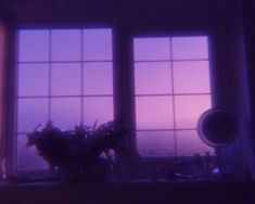 There was a purple sun rise a while ago and it looked beautifull so i took a picture and edited it a bit and it turned out like this i love it and i hope you do too 💜 Bathroom Windows, Window View, Sunrise, Purple, Pictures, Photos, Sunrises, Viola, Grimm