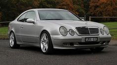 Mercedes Benz CLK 430 V8 | Anthony milanovic | Flickr