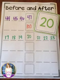 Prep-Year Numeracy - Counting on My Silly Firsties: Number Sense Activities Teaching Numbers, Math Numbers, Teaching Math, Decomposing Numbers, Number Sense Activities, Math Games, Math Activities, Word Games, Math Classroom