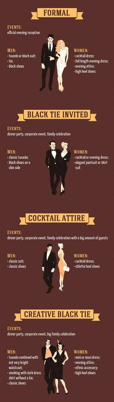 The best guide tobasic dress code rules you've ever seen