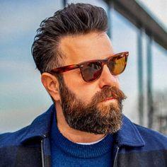 Brown Beard, Red Beard, Beard Look, Ginger Beard, Short Boxed Beard, Short Beard, Beard No Mustache, Great Beards