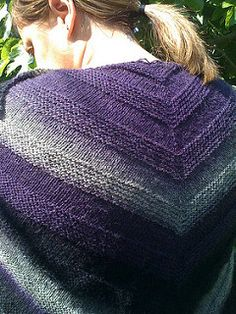 Knitting Insanity Shawl Pattern by Zoe Witherspoon