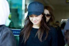 Yuri Airport Fashion Airport Fashion, Airport Style, Snsd, Girls Generation, Yuri, Korea, Baseball Hats, Box, Baseball Caps