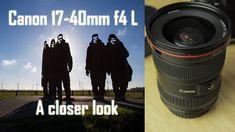 Canon L Series, Canon Ef, Video Photography, Lenses, Tutorials, Videos, Wizards