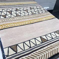 Designer Rugs, Scion, Wool Rug, Outdoor Blanket, London, Abstract, Summary, London England