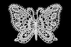 Resultado de imagen para diseños y diagramas de mariposas tejidas a crochet