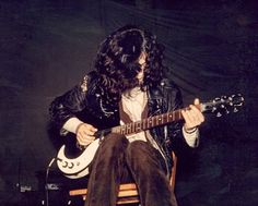 Jimmy Page (1969) i love this picture