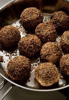 Receta: Albóndigas vegetales - 10 recetas vegetarianas rápidas y sencillas - enfemenino