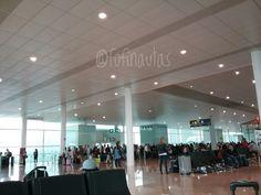 Aeropuerto del Prat. Barcelona España.