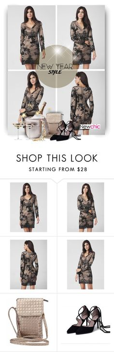 """""""New Year Style - Newchic"""" by christiana40 ❤ liked on Polyvore featuring LSA International"""