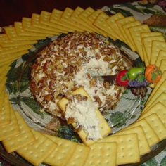 Chicken Cheese Ball Recipe 4 | Just A Pinch Recipes