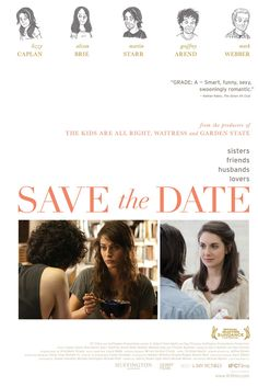 Save the date (Michael Mohan, 2012)