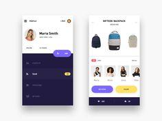 e-commerce concept 50/90 by Eduard