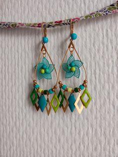 Nouvel article sur le blog - Spirale en couleur http://achacunesesloisirs.blogspot.fr/2014/06/spirale-en-couleur.html