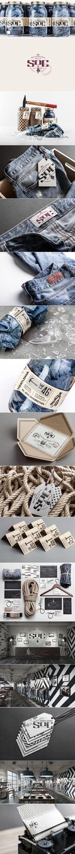 Sons of Christiania: True Scandinavian Menswear Brand — The Dieline - Branding & Packaging Design
