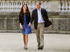 Prince William and Kate Middleton: The day after the Royal Wedding [PHOTOS] | by ramillav