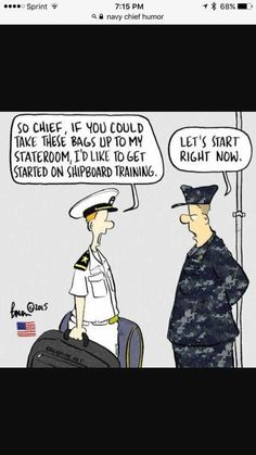 💘This Is More True Than Navy Officers Would Like To Admit!!!!!💘💘