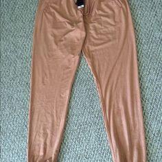 NEW BCBG Sport Pants ⭐️ Soft nude pants BCBG Pants Track Pants & Joggers