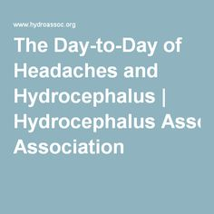 Living with hydrocephalus means living with headaches. In his latest post, Dan discusses headaches, weather changes, and the importance of knowing your body. Chronic Illness, Chronic Pain, Vp Shunt, Normal Pressure, Mental Health, Health Care, Epilepsy, My Brain, Ibs