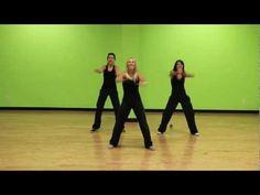 "ReFit Dance Fitness ""Chocolate"" Cardio Workout!"