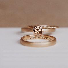 Ghana wedding rings