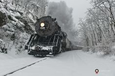 Santa Express Photo by Bernard Chen