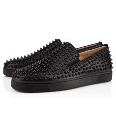Shoes - Roller-boat Men's Flat - Christian Louboutin