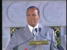 """The Honorable Minister Louis Farrakhan delivers a very profound lecture on Reparations entitled, """"Reparations: What Does America & Europe Owe? Reparations For Slavery, Gods Promises, Black People, Europe, America, History, Youtube, Reading, Promises Of God"""