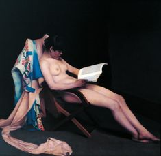 Théodore Roussel, 'The Reading Girl' 1886–7